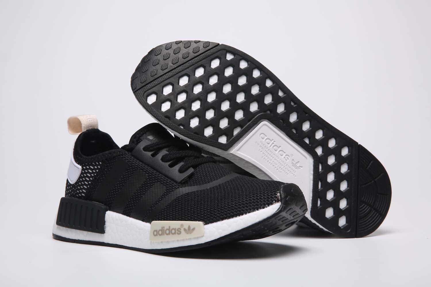 Adidas NMD black Grey
