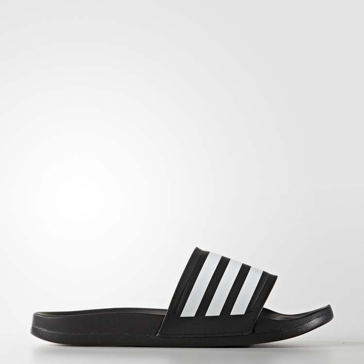 Adidas Adilette Ultra Slides Training Shoes Womens Core Black/Wh